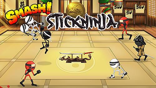 Stickninja smash! Screenshot
