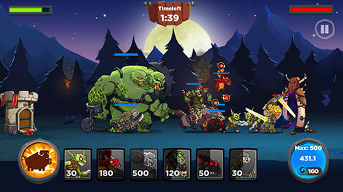Kingdom wars: Battle royal for Android