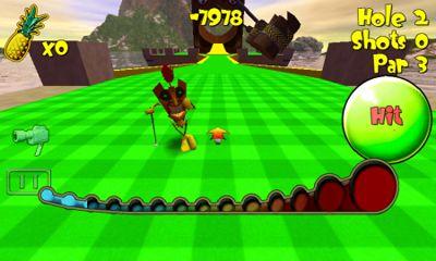 Arcade Tiki Golf 2 für das Smartphone
