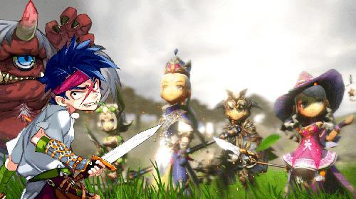 RPG-Spiele Realms of Arcana für das Smartphone