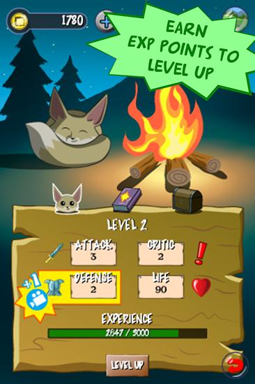 Boxes appventure Screenshot