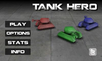 Tank Hero capture d'écran