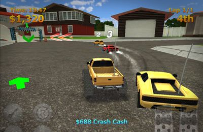 Screenshot Mini Racers on iPhone