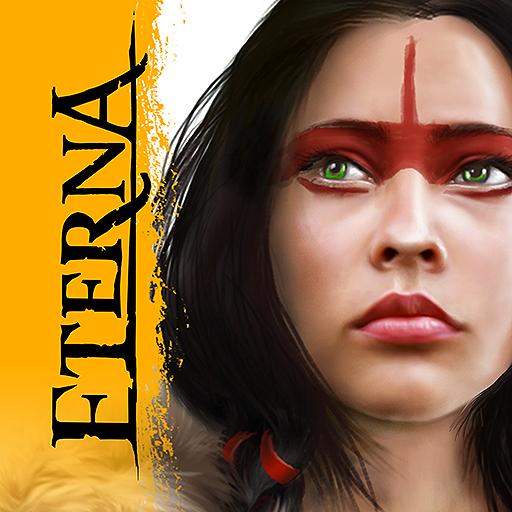 Eterna: Heroes Fall - Deep RPG icono