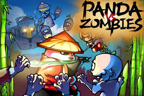 logo Panda contra los zombis