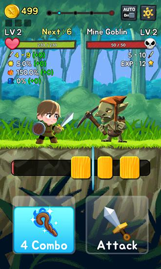 Combo heroes para Android
