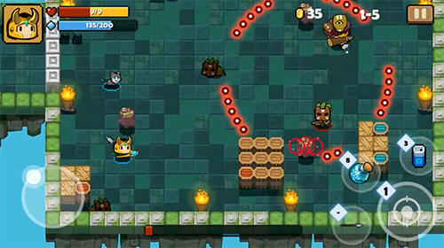Heroes soul: Dungeon shooter для Android