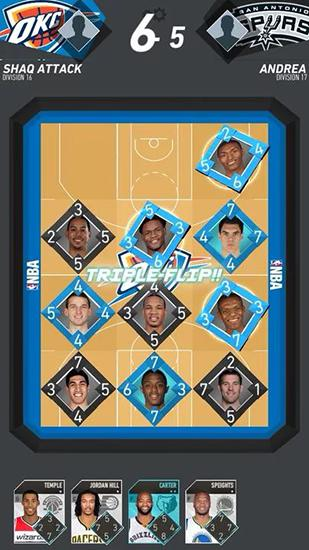 NBA flip: Official game для Android