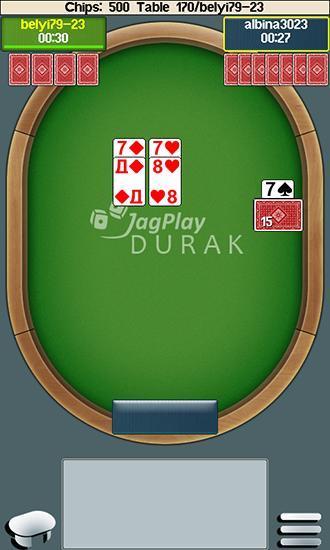 Jagplay: Durak online für Android