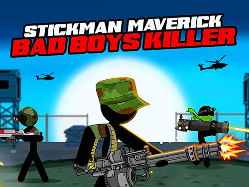 Stickman maverick: Bad boys killer скриншот 1