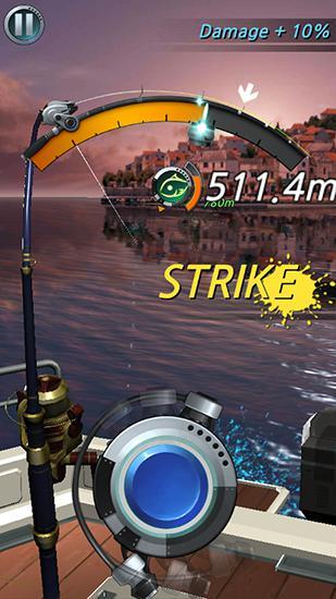 Simulation Fishing hook für das Smartphone