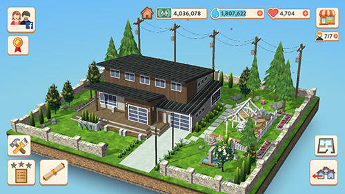 House flip with Chip and Jo für Android