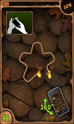 Logikspiele Burn The Rope+ für das Smartphone