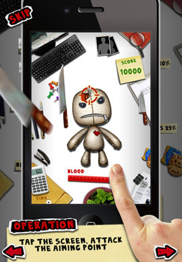 Arcade games: download 1 Minute To Kill Him to your phone