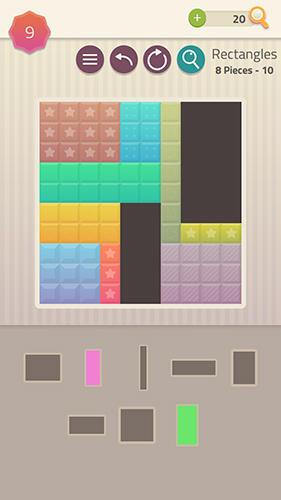 Tangrams and blocks скриншот 2