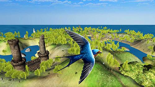 Swallow simulator: Flying bird adventure auf Deutsch