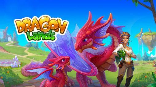 Dragon lands скріншот 1