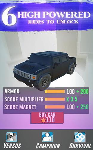 Arcade-Spiele Dodgefall für das Smartphone