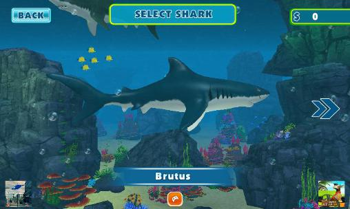 Shark shark run for Android