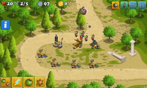 Defense of Greece pour Android