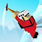 Axe climber icône