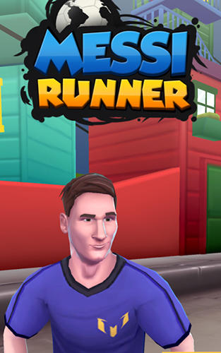 Messi runner Screenshot