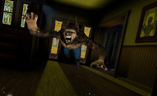 日本語のGoosebumps: Night of scares