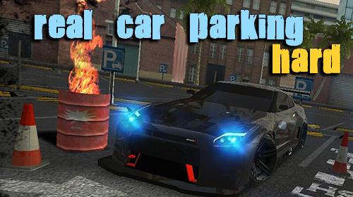 Real car parking: Hard captura de pantalla 1