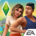 The sims: Mobile ícone