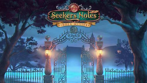 Seekers notes: Hidden mystery screenshot 1