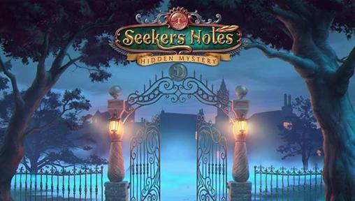 Seekers notes: Hidden mystery capture d'écran 1