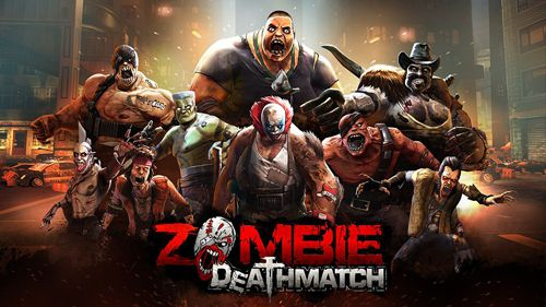 Screenshot Zombie: Deathmatch on iPhone