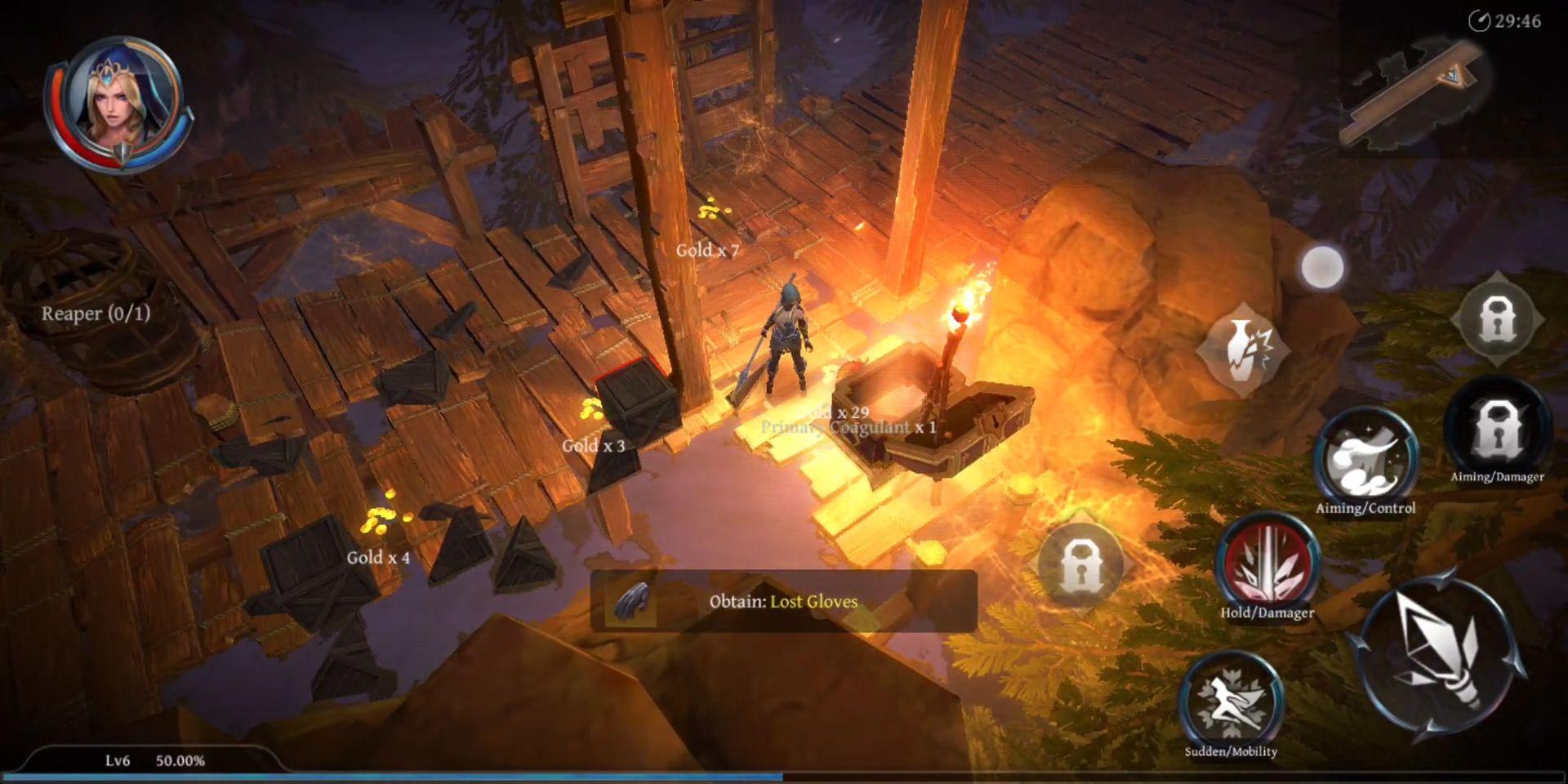 Android用 Raziel: Dungeon Arena