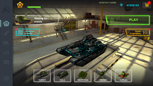 Tanki online screenshot 2