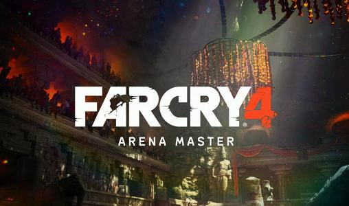 Far cry 4: Arena master icône