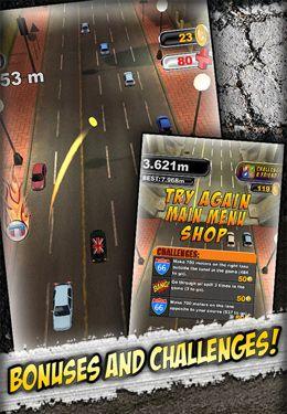 Verdächtig: Das Rennen! für iPhone
