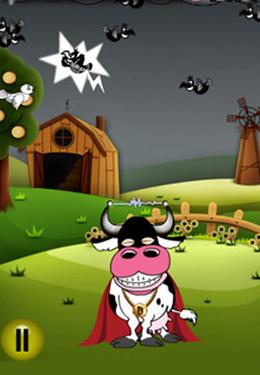 La Vache Parlante Marguerite en russe