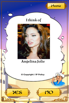 Akinator the Genie for iPhone