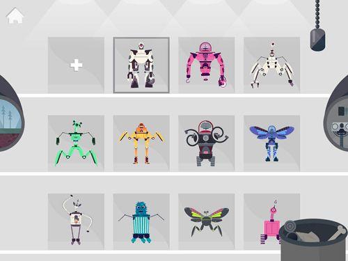Die Roboterfabrik für iPhone