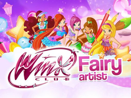 Winx club: Fairy artist! captura de tela 1