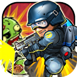 SWAT and zombies: Runner іконка
