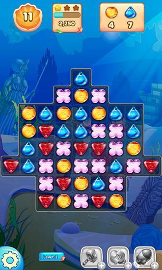 Ocean quest для Android