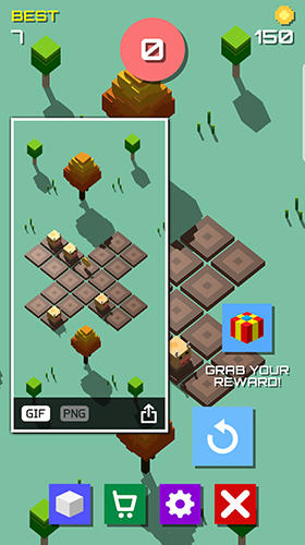 Piece it together 3D: Puzzle game für Android