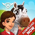 Horse farm Symbol