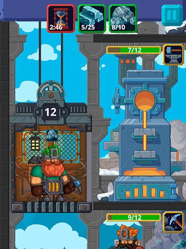 Dwarves elevator simulator für Android