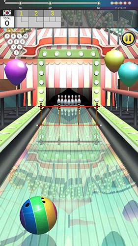 Sport World bowling championship für das Smartphone