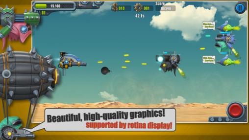 Screenshot Luftkampf 2 auf dem iPhone