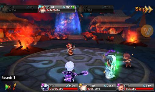 Monkey king HD screenshot 1