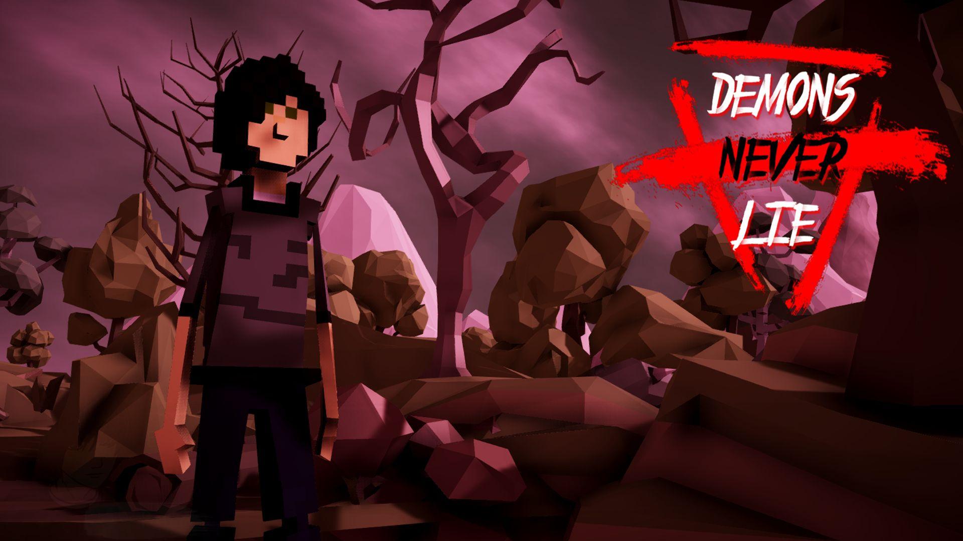 Demons Never Lie 2 - Horror adventure screenshot 1