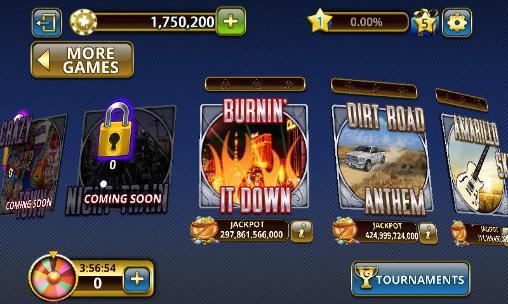 Jason Aldean: Slot machines auf Deutsch